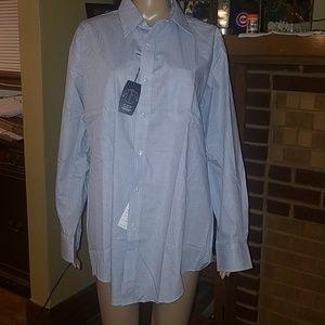 NWT, NAUTICA Size 16 - 32/33 shirt.